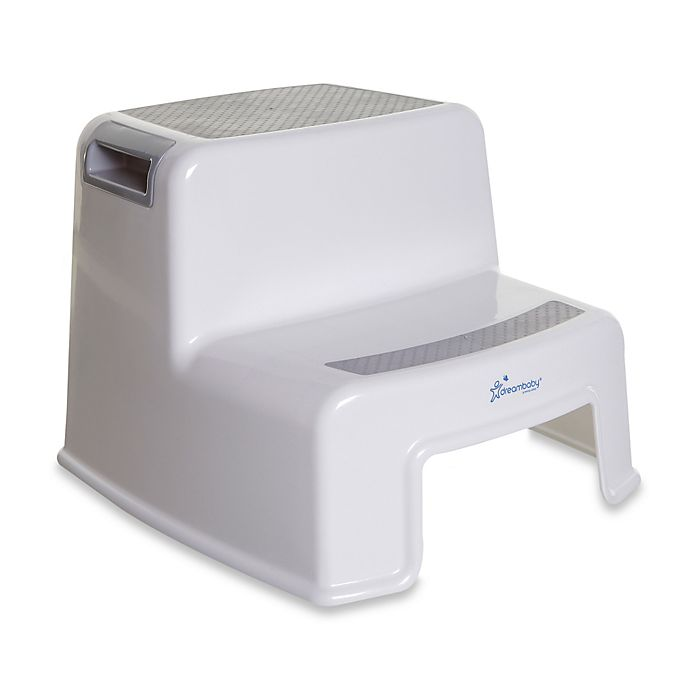 Alternate image 1 for Dreambaby® Two-Step Stool