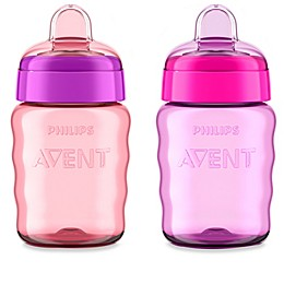 Philips Avent 2-Pack 9 oz. My Easy Sippy Cup