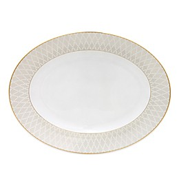 Monique Lhuillier Waterford® Cherish Medium Oval Platter
