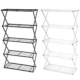 Exy Lift and Lock Storage Shelf Tower