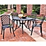 Part of the Crosley Sedona Cast Aluminum Outdoor Patio Furniture Collection