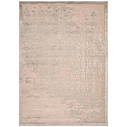 Jaipur Fables Halcyon Area Rug in Taupe/Green