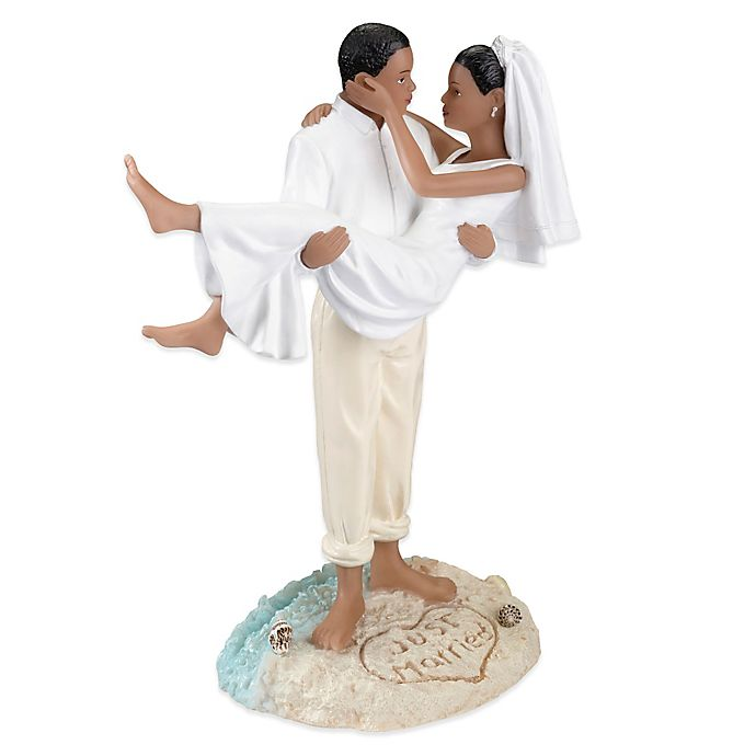 beach wedding cake toppers canada lillian american wedding figurine cake 11194