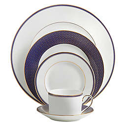 Waterford® Lismore Diamond Lapis 5-Piece Place Setting