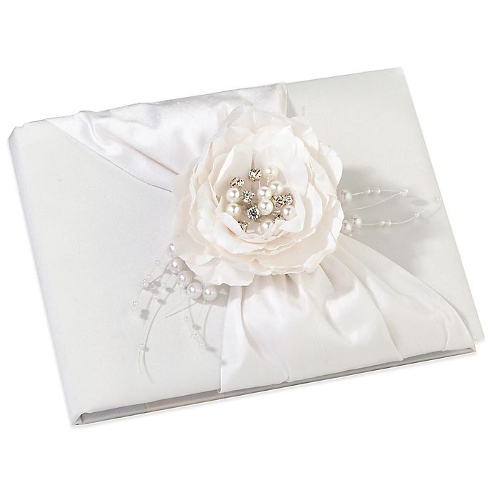 Alternate image 1 for Lillian Rose™ Chic & Shabby Wedding Guest Book