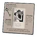 Lillian Rose™ Christian Elegance 4-Inch x 6-Inch Photo Frame