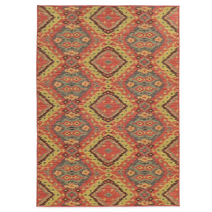 Alternate image 1 for Tommy Bahama® Cabana Collection Tribal 3-Foot 10-Inch x 5-Foot 5-Inch Rug