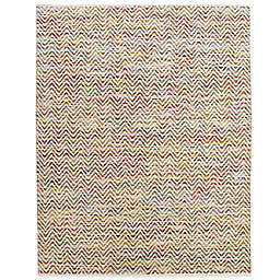 Feizy Chevron 5-Foot x 8-Foot Rug in Multi