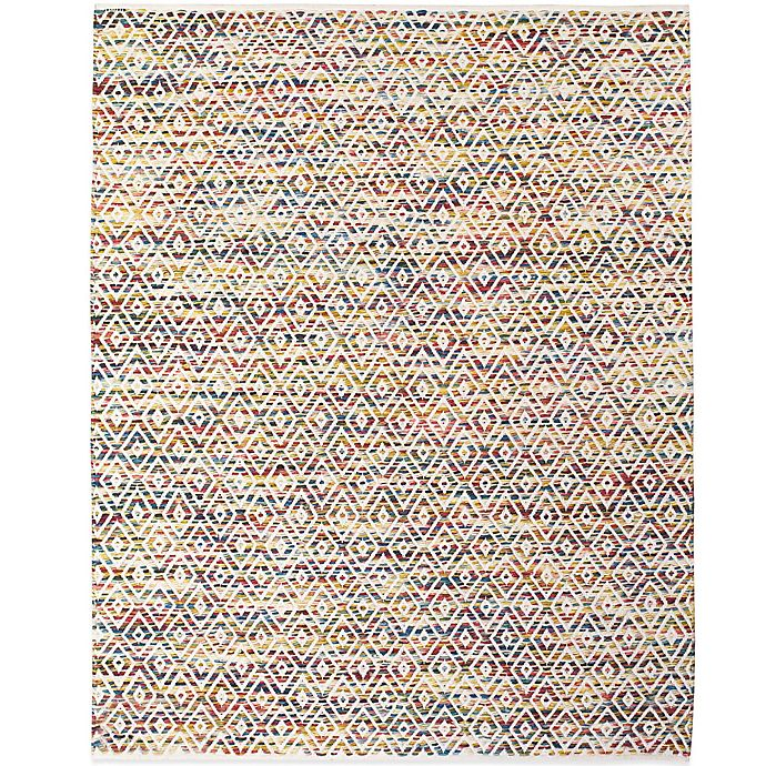 Alternate image 1 for Feizy Diamond 8-Foot x 11-Foot Rug in Multi