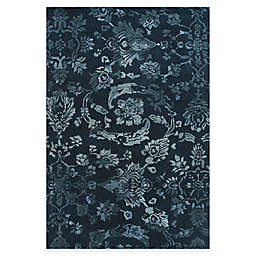 Feizy Beloha 5-Foot x 8-Foot Rug in Navy