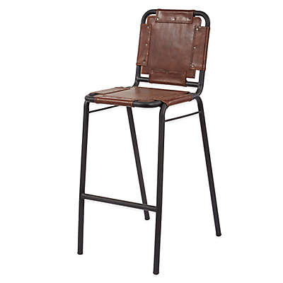 Dimond Home Industrial Style Bar Stool