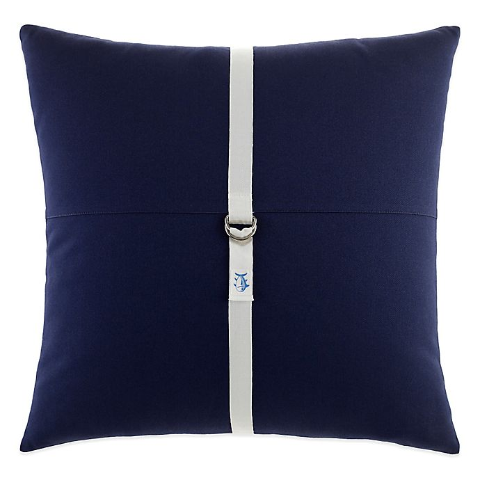Alternate image 1 for Southern Tide® Starboard Square Throw Pillow in Navy