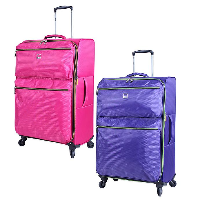 e2483a1dd Lucas® Vortex 24-Inch Expandable Upright Spinner | Bed Bath & Beyond