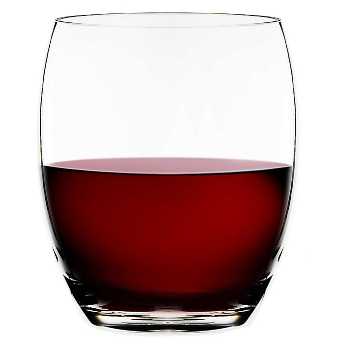 Alternate image 1 for Prodyne LUX Acrylic Stemless Wine Tumbler