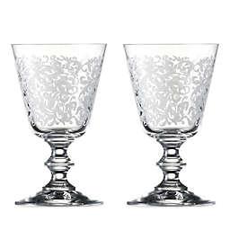 Vincennes White Wine Glasses (Set of 2)
