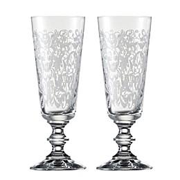 Vincennes Champagne Glasses (Set of 2)
