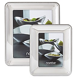 Nambe Braid Picture Frame