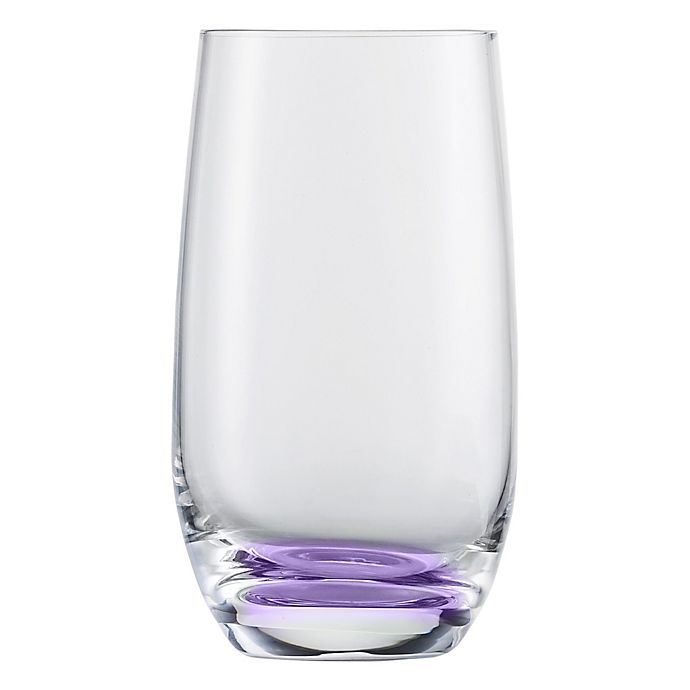 Alternate image 1 for Jessica Tumbler Glasses in Lilac (Set of 2)