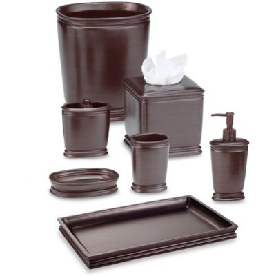India Ink Winston Bath Accessory Collection Bed Bath Beyond