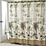Part of the Avanti Colony Palm Shower Curtain