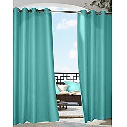 Gazebo Grommet Top Indoor/Outdoor Window Curtain Panel