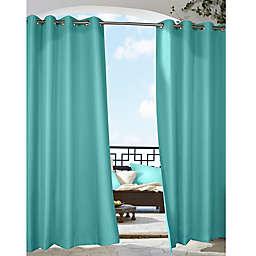 Gazebo Grommet Top Indoor/Outdoor Window Curtain Panel