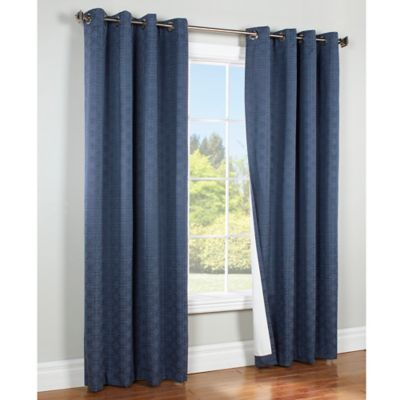 Irongate Insulated Blackout Grommet Top Window Curtain