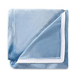 QuickZip® Extra Zipper Crib Sheet in Mink