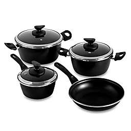 Magefesa® Fit Porcelain on Steel 7-Piece Cookware Set