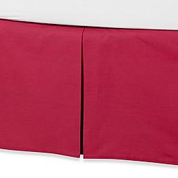 Anthology™ Kaya Bed Skirt in Berry