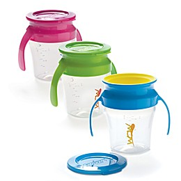 Wow Baby® Spill-Free 360-Degree 7 oz. Training Cup