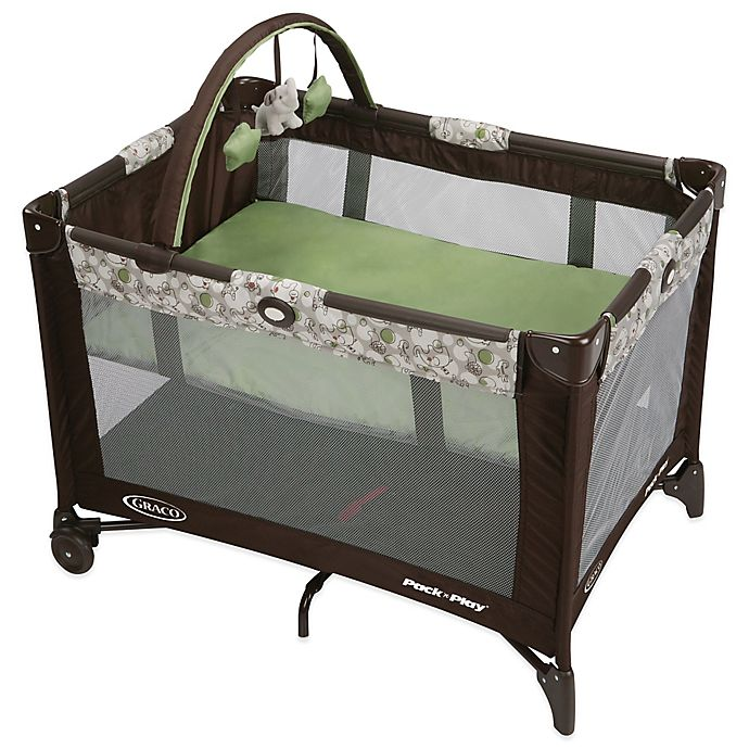 Alternate image 1 for Graco® Pack 'n Play® On-the-Go Travel Playard in Zuba™