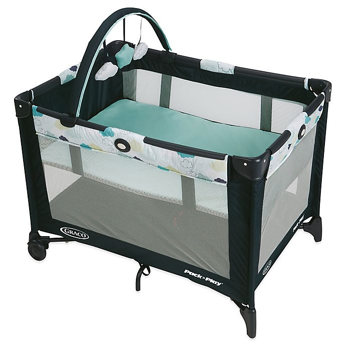 Alternate image 1 for Graco® Pack 'n Play® On-the-Go Travel Playard in Stratus™