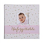 Carter's® Sweet Sparkle  Unforgettable  Photo Journal Album in Pink