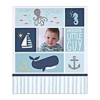 Carter's® Under The Sea  Handsome Little Guy  Loose Leaf Memory Book in Blue