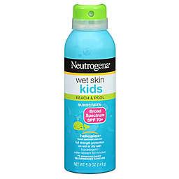 Neutrogena® Wet Skin 5 oz. Kids Sunscreen Spray Broad Spectrum SPF 70+