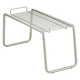 iDesign® Forma® Ultra Shelf in Satin Nickel