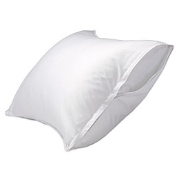Healthy Nights™ Cotton Stain Repel & Release Pillow Protector