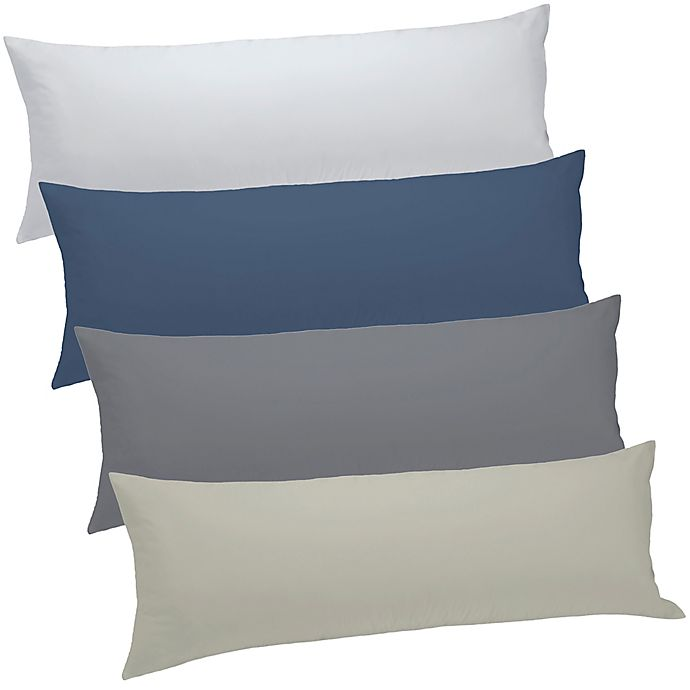 Alternate image 1 for Bedding Essentials™ 300-Thread-Count Body Pillow Protector