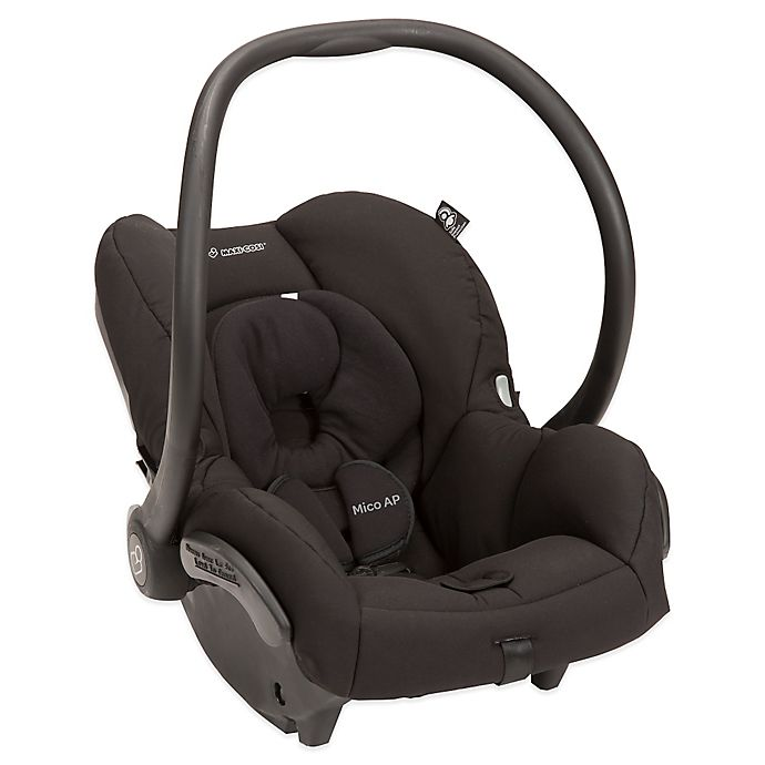 Alternate image 1 for Maxi-Cosi® Mico AP Infant Car Seat in Devoted Black