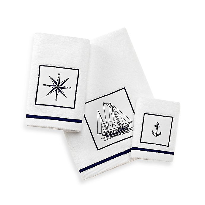 Alternate image 1 for Cape Island Fingertip Towel