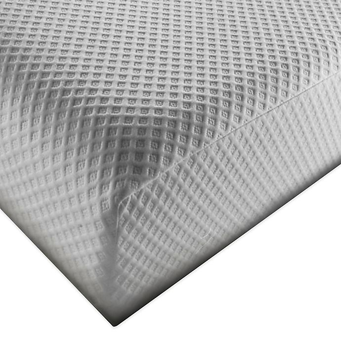Alternate image 1 for SleepBetter™ Isotonic® Memory Foam 10-Inch Thick Mattress