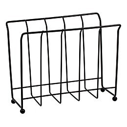 Spectrum Wire Magazine Rack