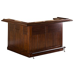 Hillsdale Classic Large Bar with Side Bar in Cherry