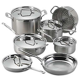 Cuisinart® MultiClad Pro Stainless Steel 12-Piece Cookware Set
