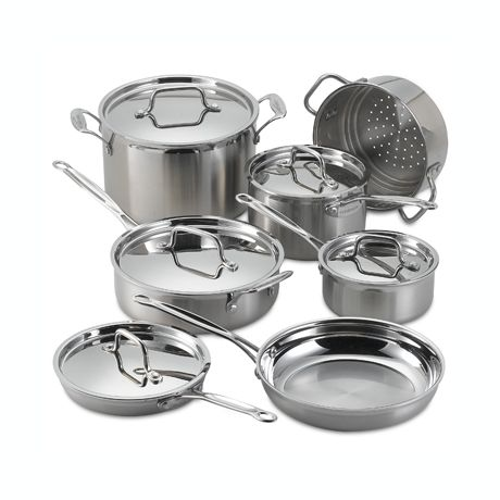 Features Of Cuisinart Multiclad pro