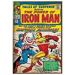 "Iron Man ""Tales of Suspense"" Wall Décor Plaque"