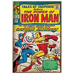 "Iron Man ""Tales of Suspense\"