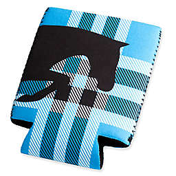 Tek Trek Neoprene Koozie with Black Horse Graphic