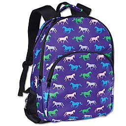 Tek Trek Backpack with Horse Print